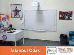 hnc-akilli-tahta-istanbul-odak