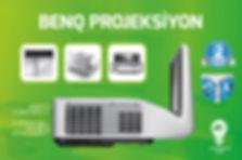 Hnc Akıllı Taht Benq Projeksiyon ürünü