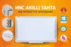 Hnc akıllı tahta firmamızın interactive white board resmi.İncelemek için lütfen sayfamızı ziyaret ediniz...