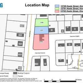 Planning Application - Keele Street