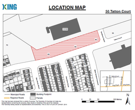 50 Tatton Court Application - Zoning was Approved