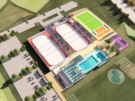 New Ward 1 Recreational Complex Receives Funding - Largest Investment in KingTownship History.