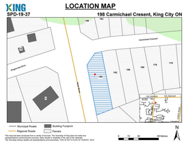Update -Planning Application - Carmichael Cres - Public Meeting - October 21, 2019