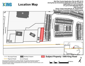 Planning Application - King Road