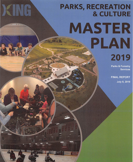FINAL Parks, Recreation & Culture Master Plan, Parks & Forestry Services