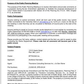 Keele Street Daycare 13121 Keele Street (AD) - Yearly Report