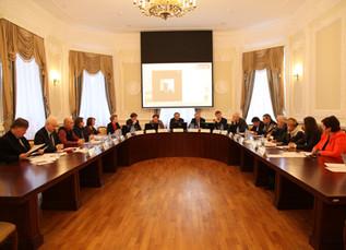 Состоялось совещание рабочей группы по созданию Национальной электронной платформы высшего педагогич