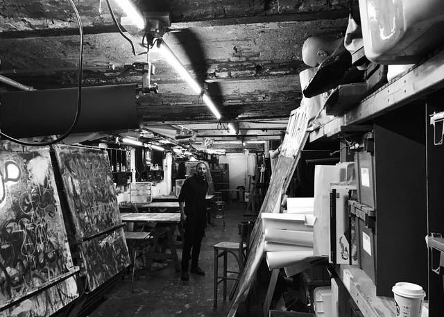 Visiting Art Studios