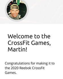 ✅2020 CROSSFIT GAMES INVITE IS OFFICIAL✅
