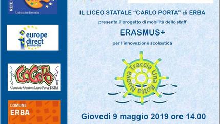 Europe Day con Erasmus+
