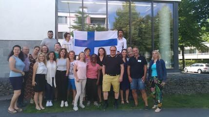 Corso strutturato in Finlandia