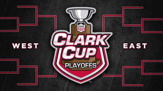 USHL Playoffs Graphic