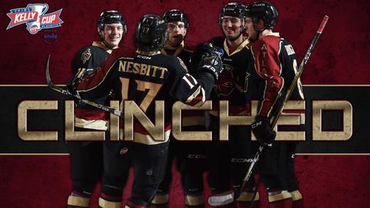 ECHL ATL Gladiators Playoffs Cliched
