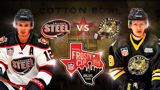 USHL Frosty Cup Graphic