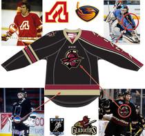 Atlanta Gladiators Hockey Heritage Jersey