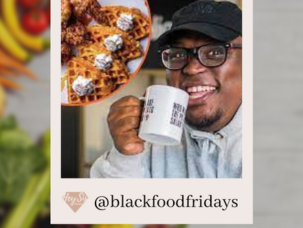 5 Food  influencers we love!