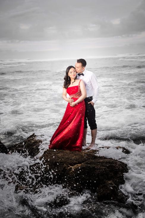 Love Story at the coast
