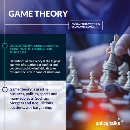 How Game Theory is played in Trade Wars and Climate Change Actions?