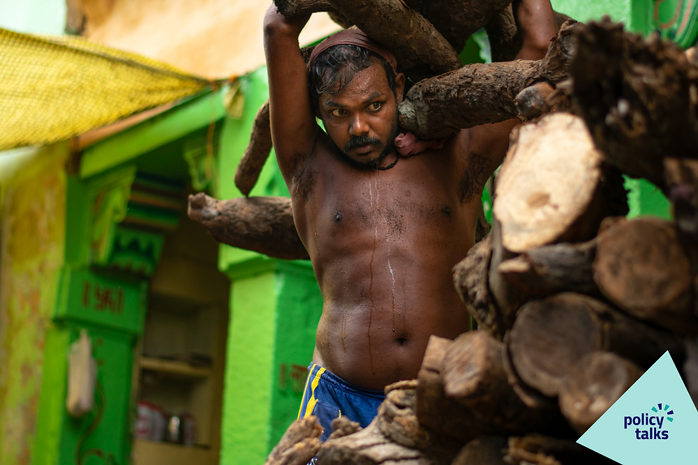 Photo: Akshat Chandra, Policy Talks Photo Intern - Delhi, India