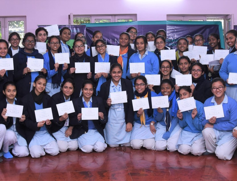 Think Policy workshop with school students
