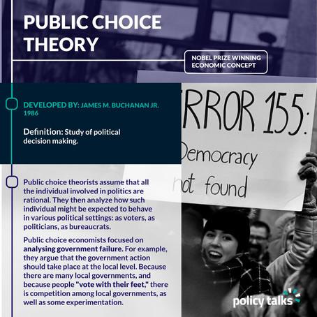How Public Choice Theory Bridges Economics and Political Science?
