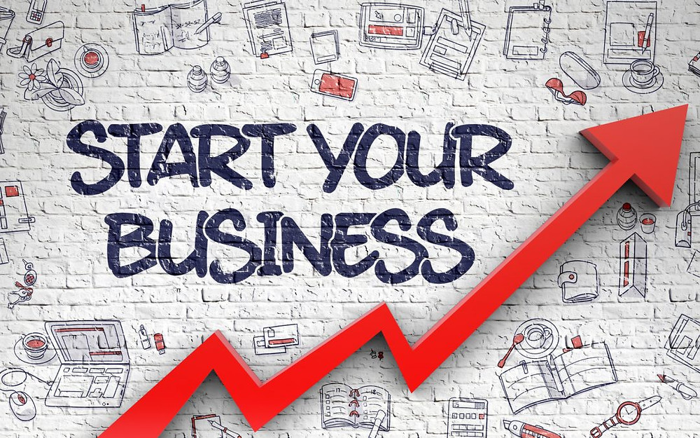 entrepreneurship, entrepreneur, form a new business, start your business graphic