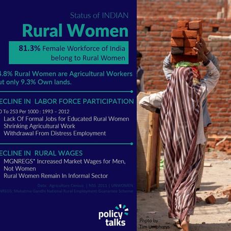 Status of Rural Women in India