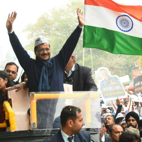 How AAP won the Delhi Assembly Election 2020?
