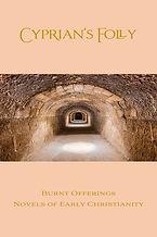 Cover Book V: Cyprian's Folly