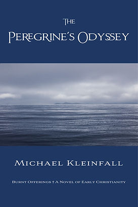 The Peregrine's Odyssey Book Cover