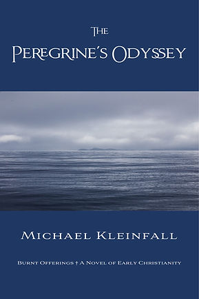 The Peregrine's Odyssey: Book Cover
