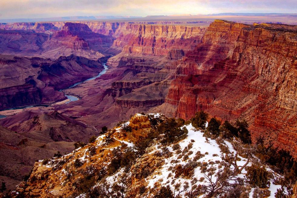 Grand Canyon South Rim, USA