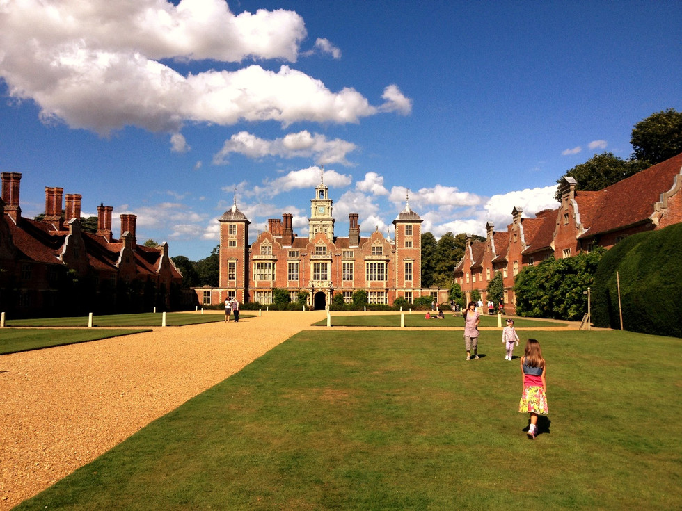 Blickling Hall in the UK