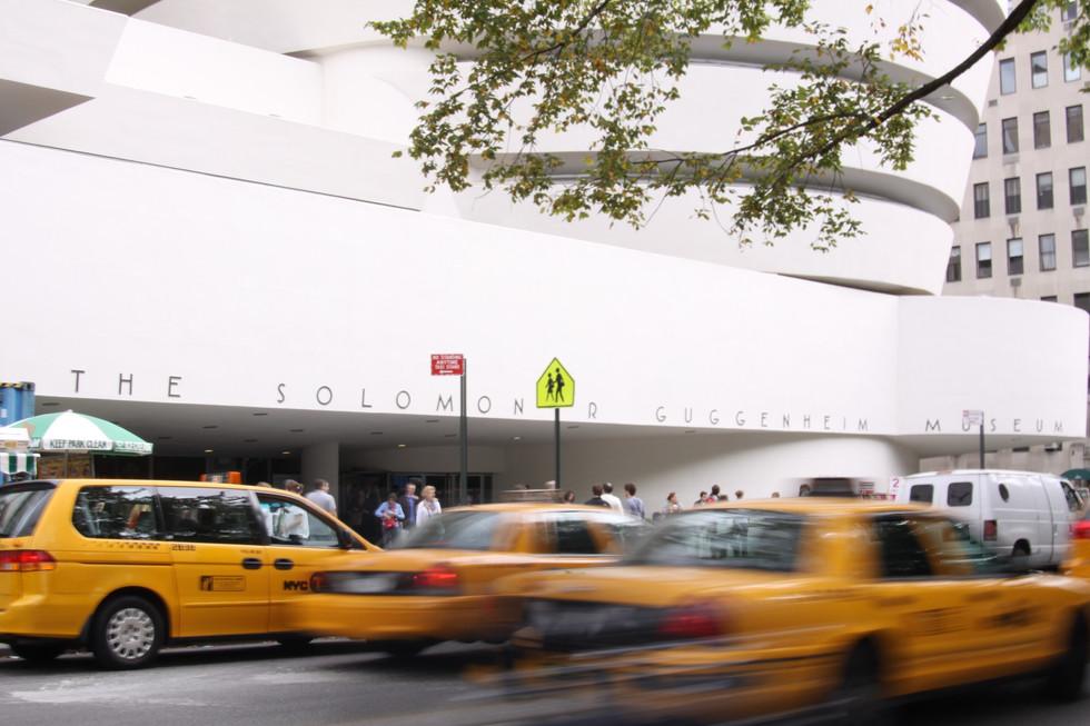 Guggenheim, New York, USA