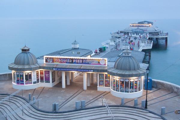 Cromer Pier, Norfolk, UK