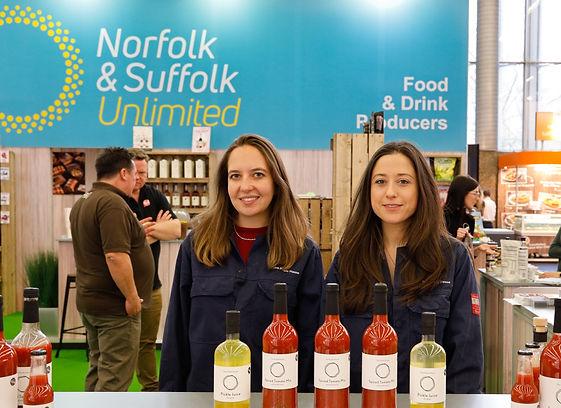 Norfolk & Suffolk Unlimited branding