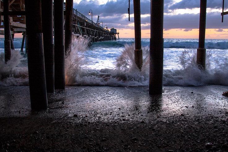 California - San Clemente Piet