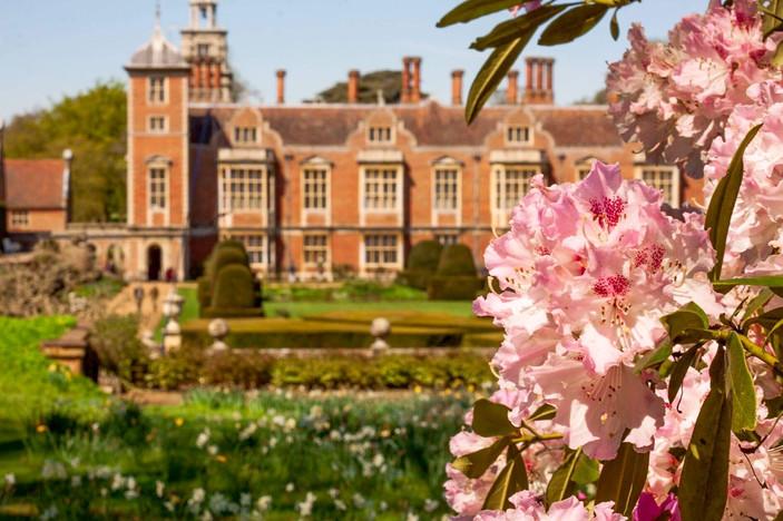 Gardens at Blickling Hall