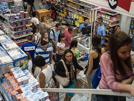 Famílias com menor renda tiveram inflação maior no governo Bolsonaro
