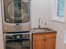 Washer and Dryer Unit