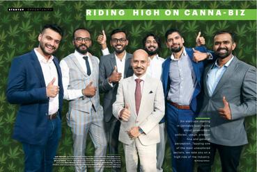 Entrepreneur September 2019 Issue Pg. 16