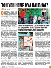 Coverage in The New Indian Express