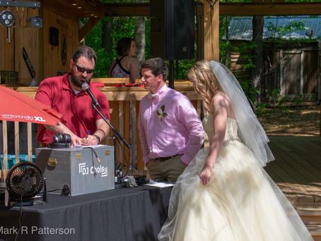 Gig Log: Belcher Wedding - The Barn at Big Oak