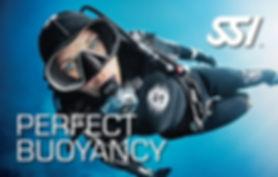 SSI Perfect Buoyancy Tauchkurs München