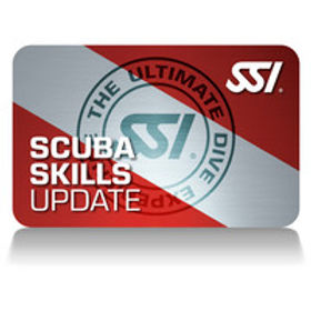 SSI Scuba Skills Update Padi Refresher