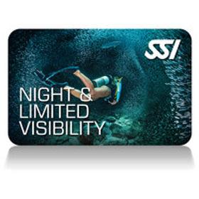 SSI Night & Limited Visibility Tauchkurs München Nacht-Tauchen.de