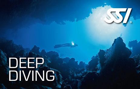 SSI Deep Diving Tauchkurs München