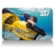 Scooter-Kurs SSI Scooter/DPV Diving Tauchkurs MÜnchen
