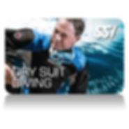 SSI Dry Suit Diving Tauchkurs München Trockikurs