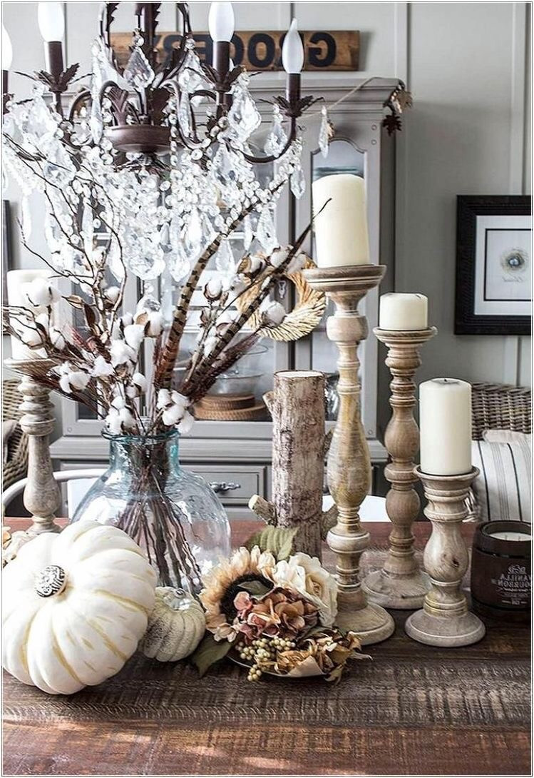 Winners Finds   1. Photo is a lower budget table Display  Pumpkins cost $9.99 comes in a package  Candle Holders cost  Small Candle Holder $14.99  Medium Candle Holder $24.99  Small Sign Picture Frame $6.99  Tray to hold it all together $19.99 and is made in Thailand  2. Higher budget table display  Willows are $24.99 for a bunch  Candle Holders  Small Candle Holder $19.99  Medium Candle Holder $24.99 Large Candle Holder $29.99  Big Glass Vase $34.99  Big pumpkin $14.99 Smaller Pumpkins $9.99   Both are beautiful. What one do you like better?   #CountryLife #WallDecor #MidCenturyModern #jddesigns  #ScandinavianDesign #BeachHouse #FindItStyleIt #ScandinavianStyle #CottageStyle #ScandinavianHome #SmallSpaceSquad #TileStyl